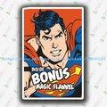 D27-633 Superman Sticker Notebook/refrigerador/monopatín/trolley/mochila/Tablas/libro de pegatinas etiqueta engomada DEL PVC NO929