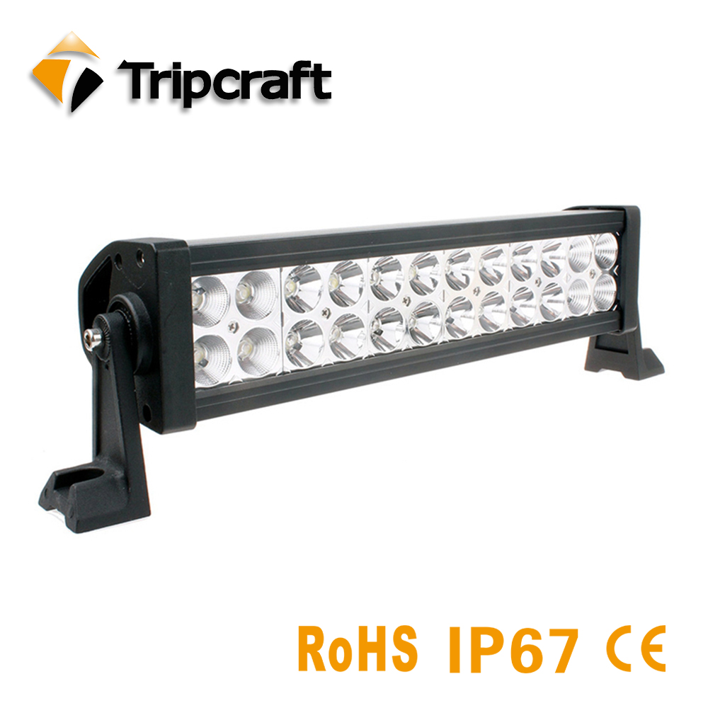 Free Shipping 72w LED Light Bar 13.5inch led car light for  ATV OFF Road 4X4 BOAT Spot Flood Combo Beam Driving Light Work Lamp 17 inch 108w led light bar spot flood combo light led work light bar off road truck tractor suv 4x4 led car light 12v 24v