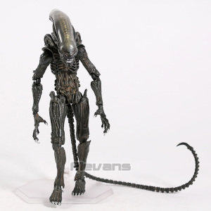 Image 2 - Takayuki Takeya Figma SP 108 Alien/SP 109 Predator 2 PVC Action Figure Da Collezione Model Toy