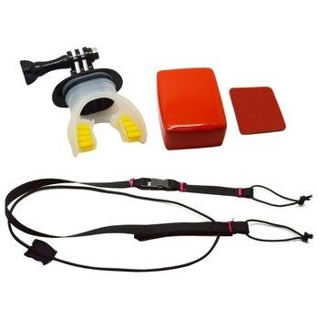 1 Juego de soporte de ortodoncia Surfing submarino para cámara GoPro Hero 6/5/4/3 caliente