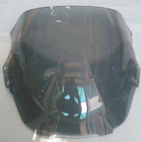 Windscreen Windshield Motorcycle for Honda CBR 600 RR CBR600RR F3 1995 1996 1997 1998 Custom Smoke