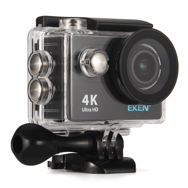 Waterproof Action Camera Ultra HD 4K