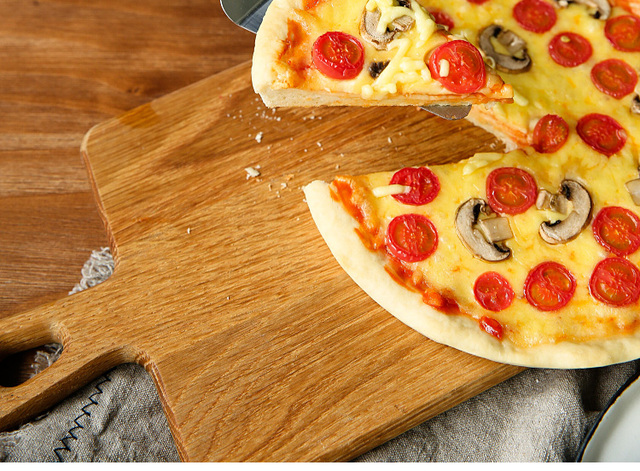 Baking Tools High Quality Durable cortador Pizza cutter Shovel Knife Advanced Stainless Steel Handles Cake  diner