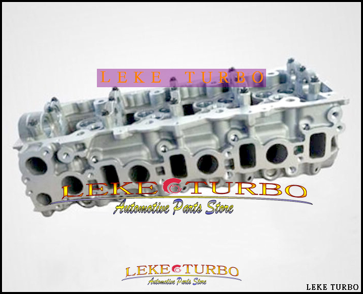 908 783 1KD-FTV หัว 1110130030 1110130031 1110130032 สำหรับ Toyato Land Cruiser Hilux 2982cc 3.0L TDI DOCH 16 V 2000 -