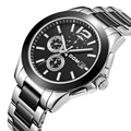 DOM Mechanical Stainless SteelWatch Mens Waterproof Watches Fashion Brand Luxury Watch Men Watches Top Brand Luxury Montre M-65