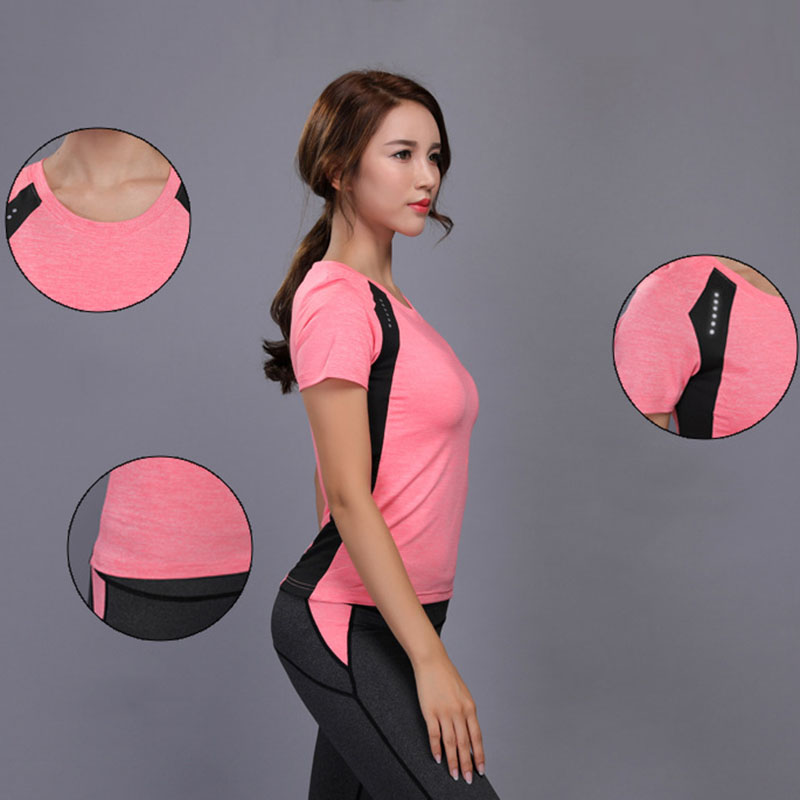 Women Yoga Set Gym Fitness Clothes (33)
