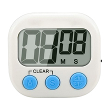 Cooking-Timer Multi-Function Loud-Alarm Magnetic Countdown Digital Kitchen Large New