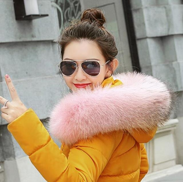 2018 Winter Women's Faux Fur Cape Scarf Winter Warm Fur Collar nice Accessories Shawl Winter Gifts Faux Fox Fur new