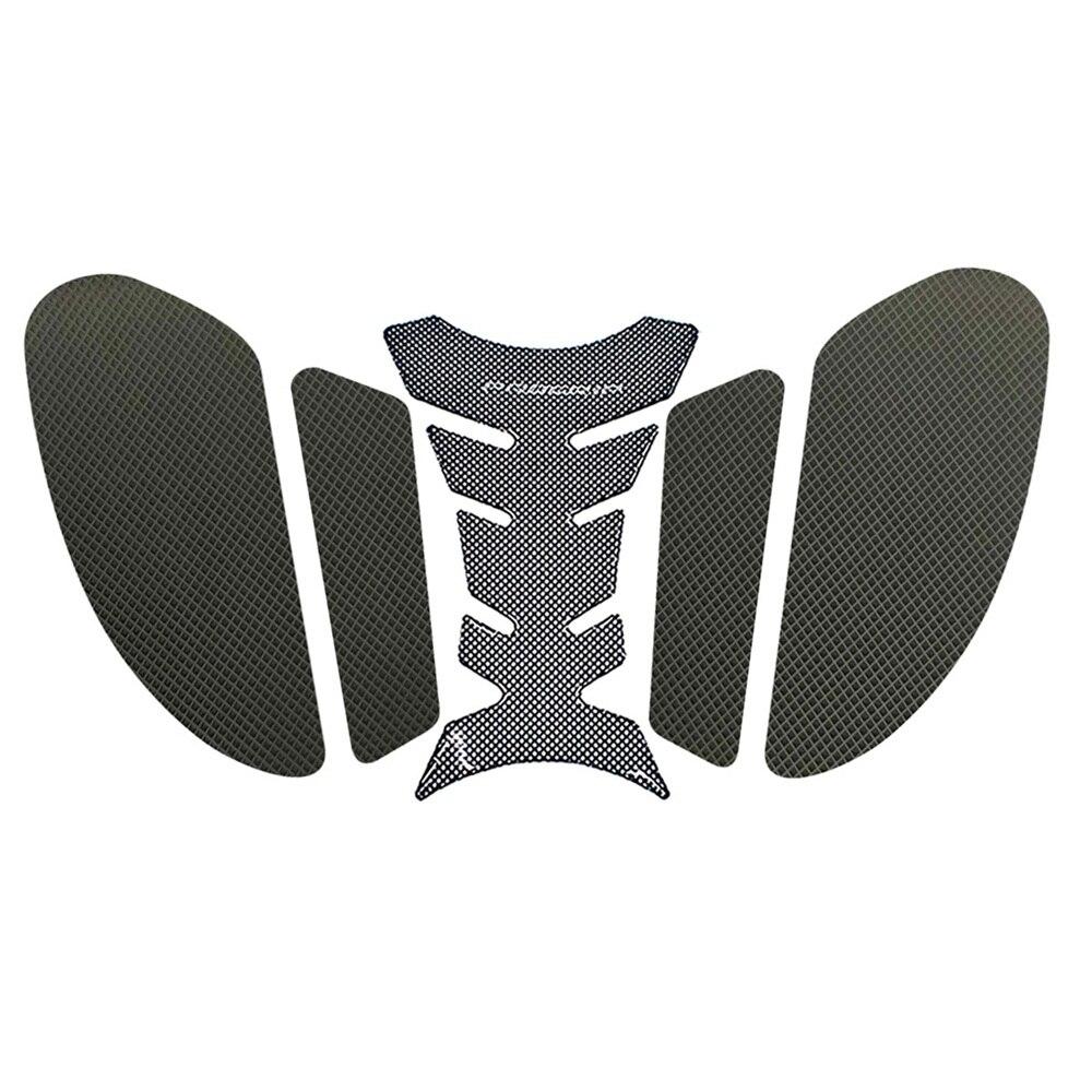 For Kawasaki NINJA H2 / R / CARBON H2 / SX / SX SE Motorcycle Protector Anti Slip Fiber Tank Pad Tank Side Traction 3M Sticker