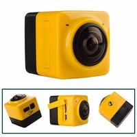 Free Shipping CUBE360 Mini Sports Action Camera H 264 1280 1042 360 Degree Panoramic VR Camera