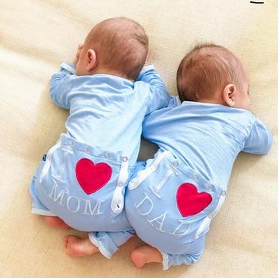 f841cb7efda9 Baby Clothes Newborn Boy Pajamas Romper Girl Jumpsuit Tiny Cottons ...