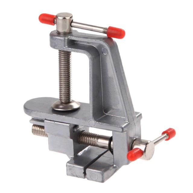 3 5 Table Vice Aluminum Miniature Vice Clamp Portable Profession