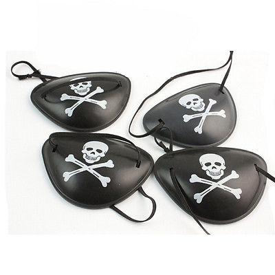 Piraten Augenklappe Halloween Geburtstag Partei Zugunsten Tasche ...