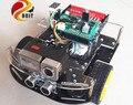 Oficial DOIT shpping Libre Android WiFi Función Incluyendo Evitar Obstáculos Robot coche de Monitoreo Remoto de Video Inalámbrico