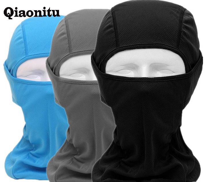 Balaclava Mask Absorb sweat breathable  beanie men and women  Cycling caps op7 6av3 607 1jc20 0ax1 button mask