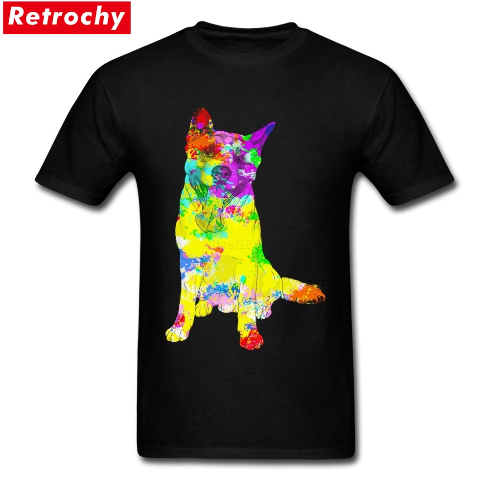 Akita Dog T Shirt Ideas Novelty Tshirts Team Short Sleeve Crewneck