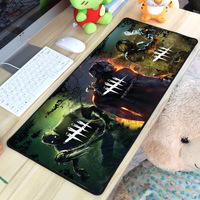 Congsipad The Hot Escape Games Dead By Daylight Pattern Mousepad Big Size 400x900MM Large Tablet Mat Pc Gamer Gaming Mouse Pads