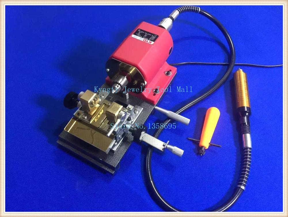 Pearl Drilling Holing Machine Driller 240w Peal Holing Machine with Driller Full Set цена