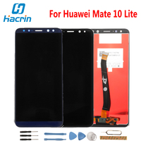 Huawei Mate 10 Lite LCD Display Touch Screen 5 9 Inch Digitizer Screen Glass Panel Assembly