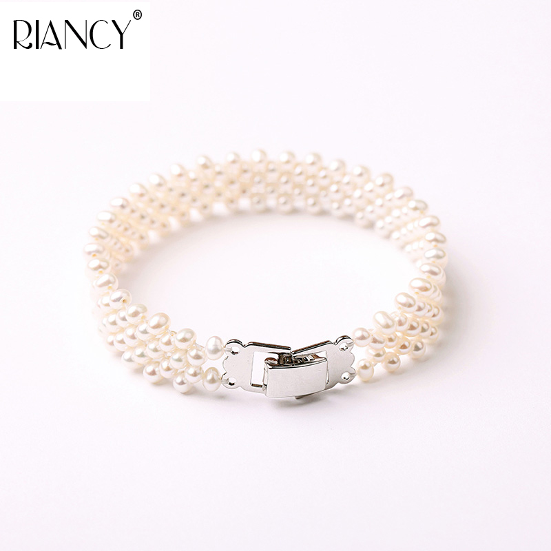 Natural freshwater Exquisite pearl bracelet women jewelry,white pearl charms bracelet 925 silver jewelry wedding gift 925 silver butterfly bracelet hand woven natural freshwater pearl bracelet filigree butterfly bead jewelry