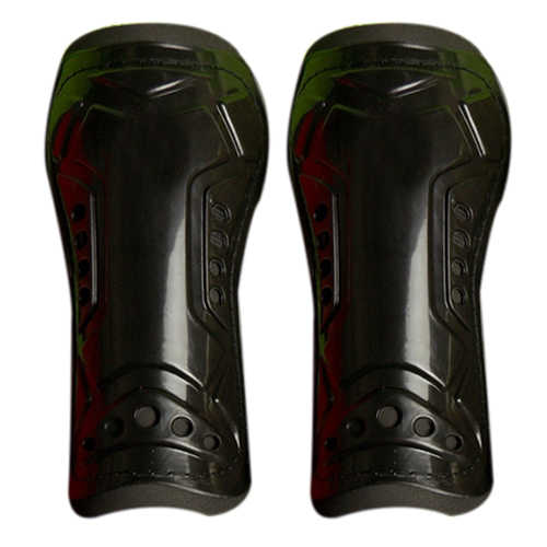 Прочный Новый 1 пара соревнований Pro щиток на голень для футбола колодки Shinguard протектор