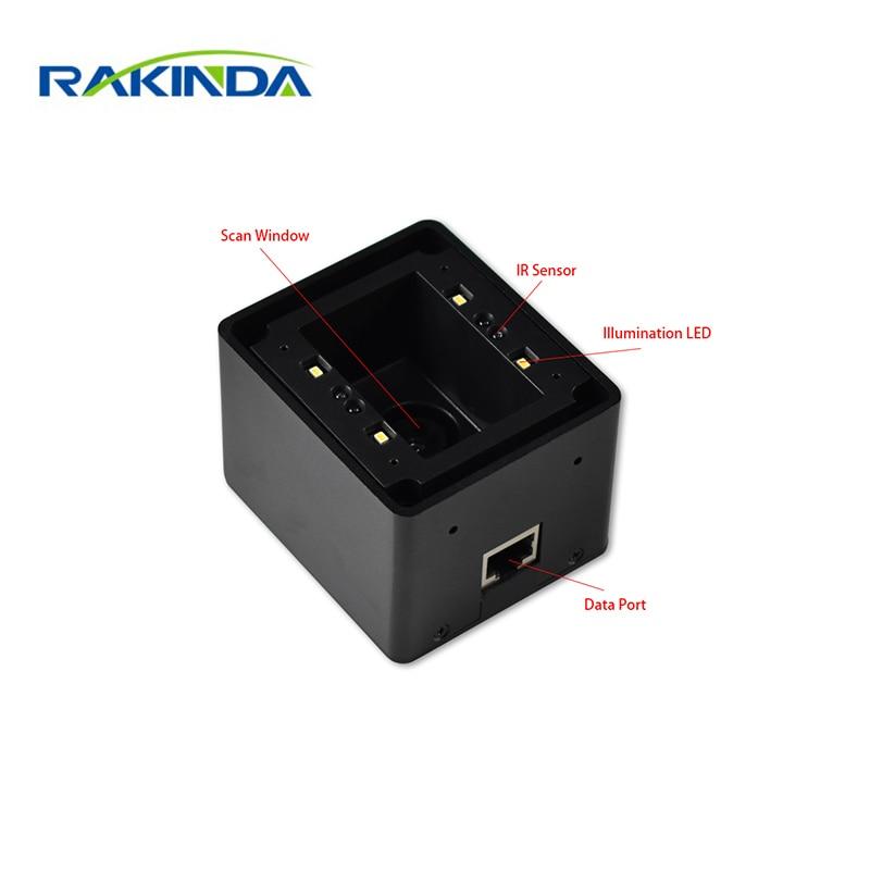 Escáner de montaje fijo en código QR para teléfonos móviles 1D / - Electrónica de oficina - foto 3