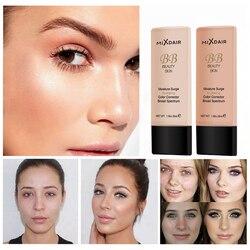 MIXDAIR Liquid Foundation Face Make Up Base BB Cream Moisturizing Whitening Concealer Long Lasting Face Primer Waterproof