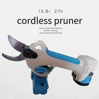 Cordless 2019 Electric vineyard electric pruning shear best garden tools (CE FC certificate)