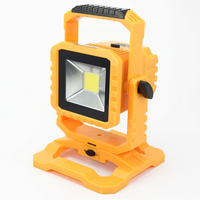 20W LED Floodlight LED Flood Light Detachable Battery Case Reflector LED Spotlight Outdoor Lighting Waterproof IP65