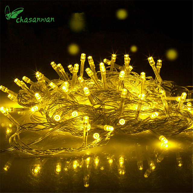 Noel 10m 100led lighting wedding fairy christmas lights outdoor noel 10m 100led lighting wedding fairy christmas lights outdoor twinkle decor tree lights for new year aloadofball Choice Image