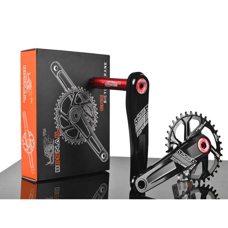 Pédalier vélo manivelle 104 BCD Conversion siège support de pédalier vtt pédaliers bielles pour vélo Sram GXP X9 XO XO1 XX1