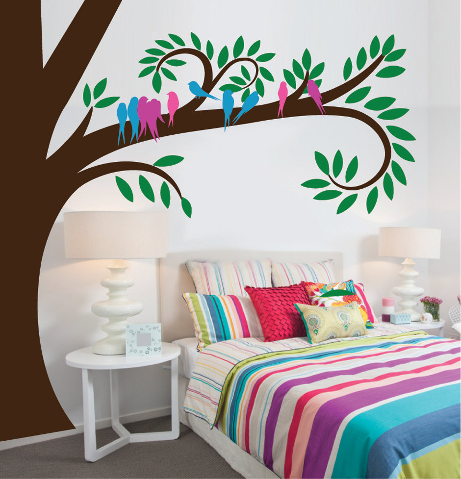 Wall stickers extra - Extra Large Tree Wall Decals