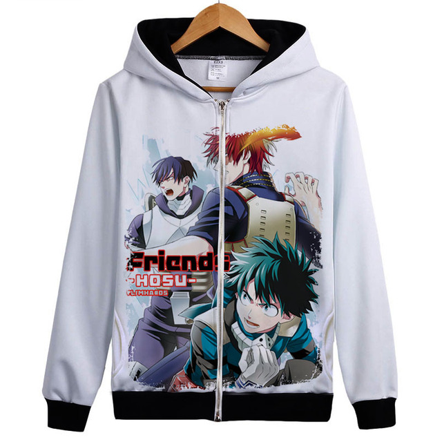 Boku no Hero Academia Sweater Coco9