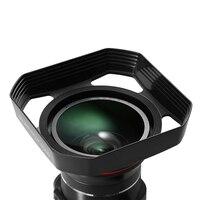 10PCS Camera Lens Hood 37mm 72mm for Video Camcorder Wide Angle Lens Detachable Lends Hood for ORDRO AZ50 AC3