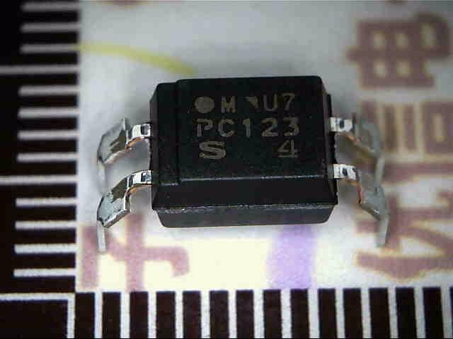 PC123 DIP Optoisolators - transistor / optical output DIP-4 new original --A1127