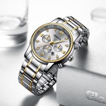 2018 Top Brand Luxury Men's Watch Date Clock Male Sports 30m Waterproof Watches Men Quartz Casual Wrist Watch Relogio Masculino