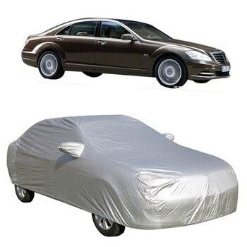 רכב סוכך שלג רכב מכסה מגן שמשת שמשת החורף חיצוני שמש צל מקרה עבור מכוניות s/m/l /xl/suv זמין כיסוי לרכב רכבים ואופנועים -