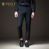 2019 Homens Blazer Homme Hot Sale Acetate Dress Pants Terno Pinli Pin Li New Style Men's Wear, Casual Trousers, B183115652.