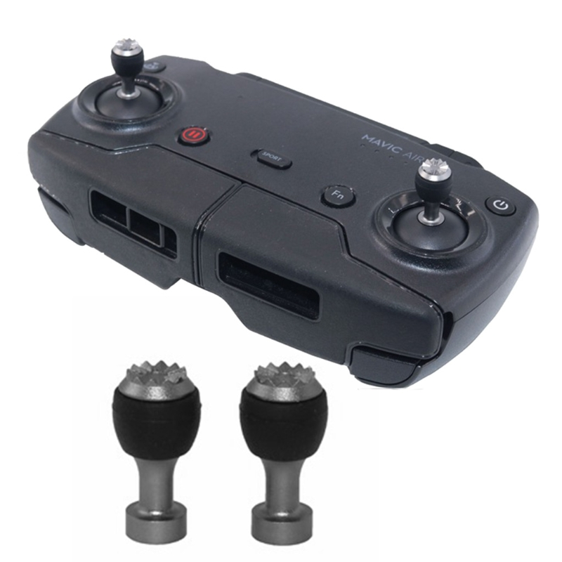 1Pair Remote Controller Stick Cover Joysticks Detachable For DJI Mavic Air Parts