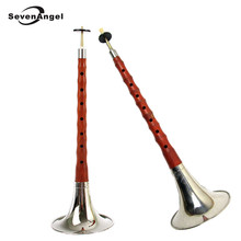 Palosanto de gran calidad Suona/Shanai para principiantes folklórico de China instrumento Musical de viento Zurna/tecla de Laba de C/D/E/bB/Major A/Major G