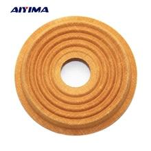 AIYIMA 2 шт спикер s Пружинные подушечки сабвуфер динамик волна шрапнель 115 мм 80 мм DIY для домашнего кинотеатра аксессуары для ремонта