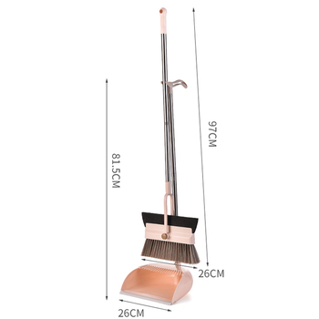 NEW Home Scraping Dustpan Sweep Set Sweep Cleaning Tools Household Broom Soft Hair Broom sweep hair soft broom 97*26cm фото