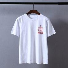 Kanye West Pablo футболка мужская с принтом I Feel Like Paul, короткие рукава, анти сезон 3, футболка в стиле хип-хоп, Social Club, Rapper, футболки