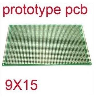 5 шт./лот 9*15 см 9X 15 см Двусторонняя Медь Прототип pcb 9*15 см универсальная доска