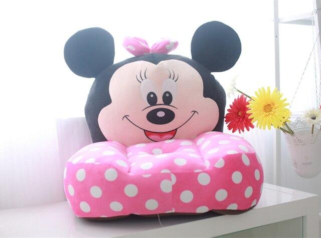 Minnie Mouse Stoel : Cartoon minnie mouse kinderen sofa kinderen stoel enkele kleine