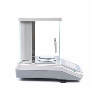 Image 4 - U.S. Solid 200 x 0.0001 g 0.1mg Lab Analytical Balance Digital Electronic Precision Weight Scale CE Certificated Touch Screen
