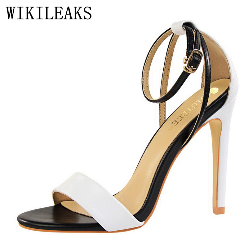 fetish high heels sandals women shoes designer party wedding shoes luxury brand shoes woman patent leather peep toe sexy pumps summer new brand patent leather cachottiere 100mm women sandals fretwork peep toe high heels shoes woman pumps zapatos mujer