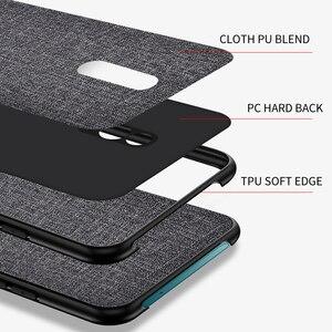 Image 3 - OPPO Realme 6 5 3 2 Pro 케이스 RX17 Neo K1 케이스 OPPO A5 A8 A31 A92S A9 2020 Reno ACE 10x 줌 찾기 X 2 케이스 패브릭 커버