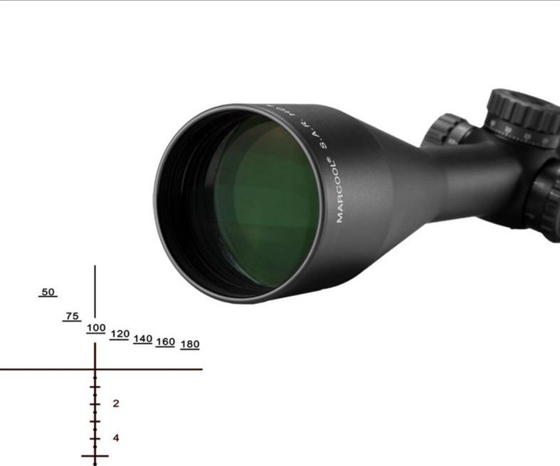 S.A.R. HD 5-30X56 SFL FFP Hunting Tactical Optical Sight Rifle scope Free with 30MM Bubble Level Ring Mount Paintball Hunting marcool s a r za5 hd 3 15x50 sfl ffp under 7 62 bullet guns tactical hunting riflescopes with rifle scope mounts free shipping