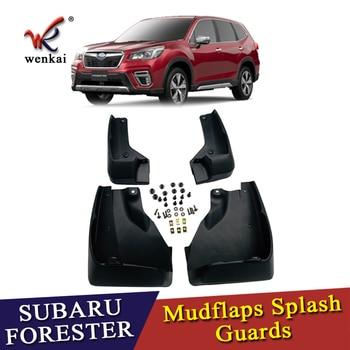 For Subaru Forester SK 2018 2019 Mudflaps Splash Guards Mud Flap Mudguards Fender Front Rear Car Accessories